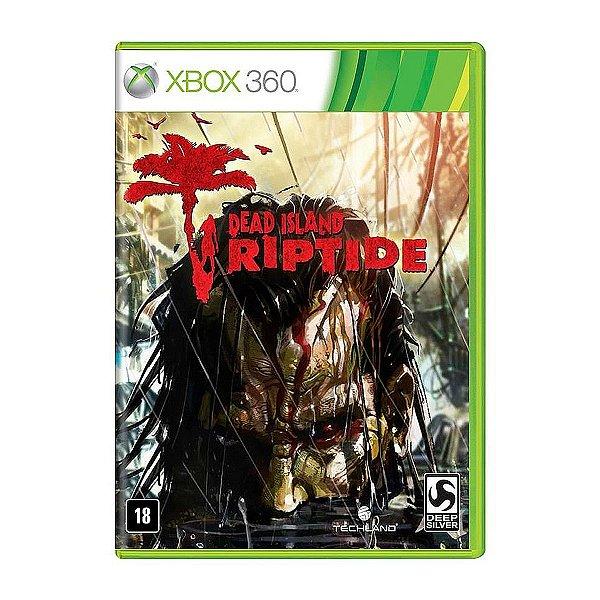 Jogo Dead Island Riptide - Xbox 360 Seminovo
