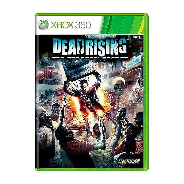 Jogo Dead Rising - Xbox 360 Seminovo