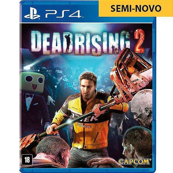 Jogo Dead Rising 2 - PS4 Seminovo