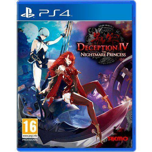 Jogo Deception IV The Nightmare Princess - PS4