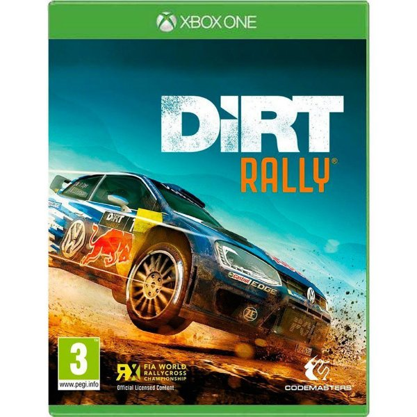 Jogo Dirt Rally - Xbox One