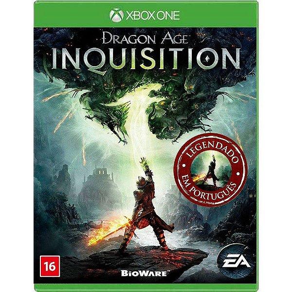 Jogo Dragon Age Inquisition - Xbox One