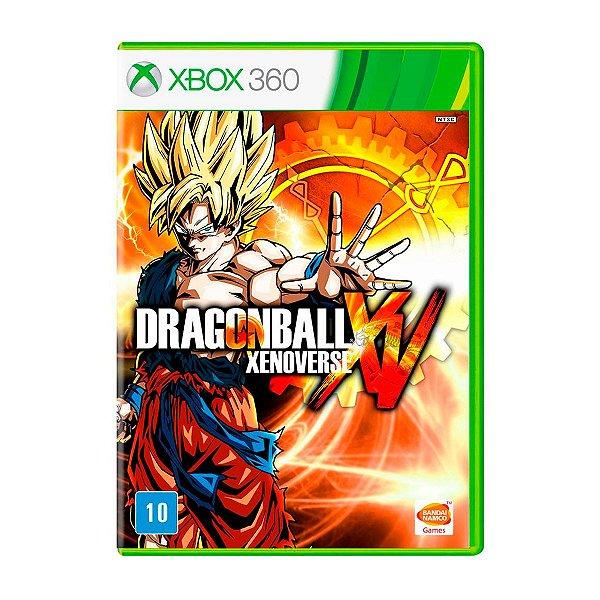 Jogo Dragon Ball Xenoverse - Xbox 360 Seminovo