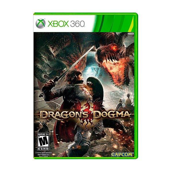 Jogo Dragons Dogma - Xbox 360 Seminovo
