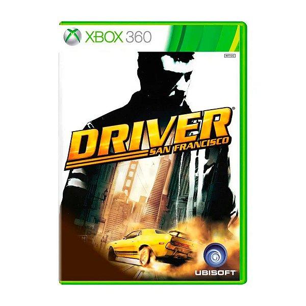 Jogo Driver San Francisco - Xbox 360 Seminovo