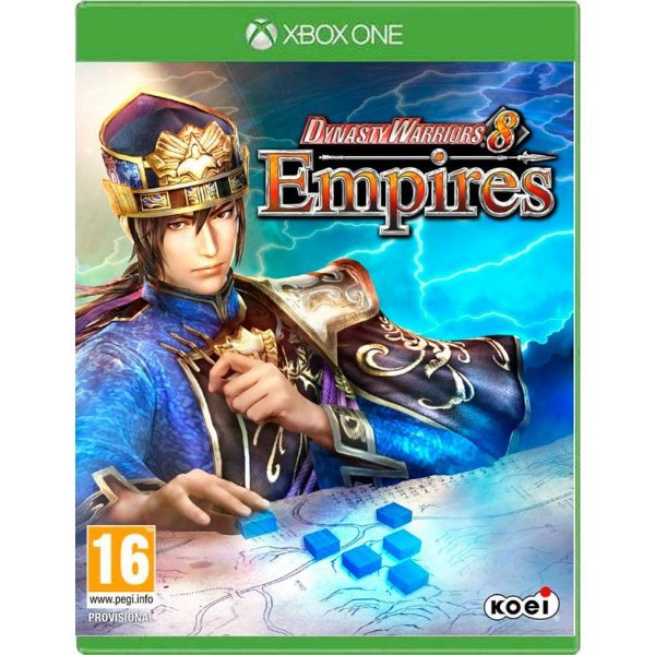 Jogo Dynasty Warriors 8 Empires - Xbox One