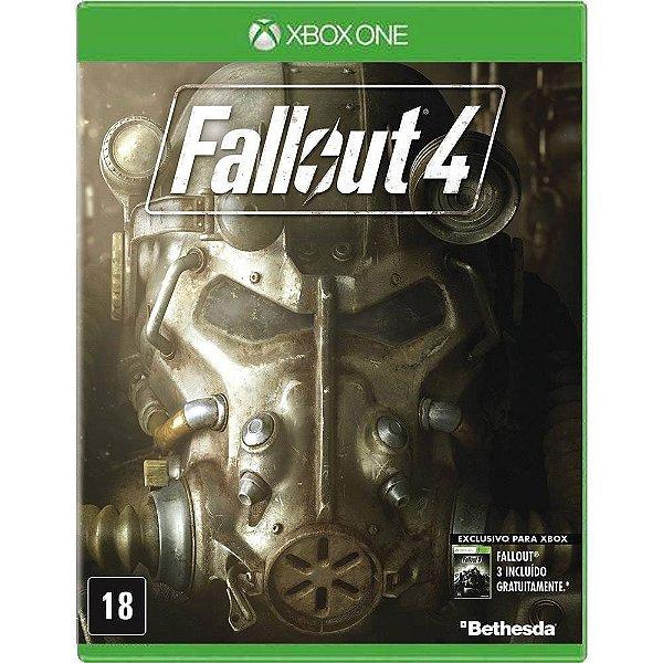 Jogo Fallout 4 - Xbox One