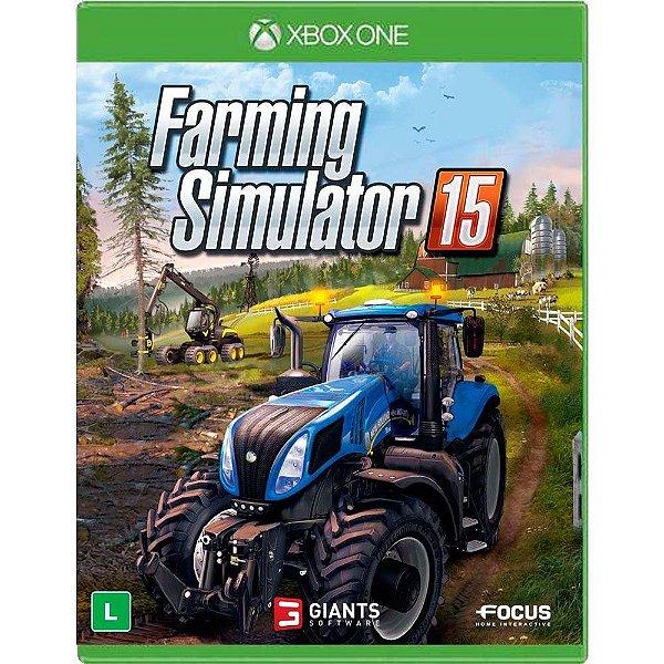 Jogo Farming Simulator 15 - Xbox One Seminovo