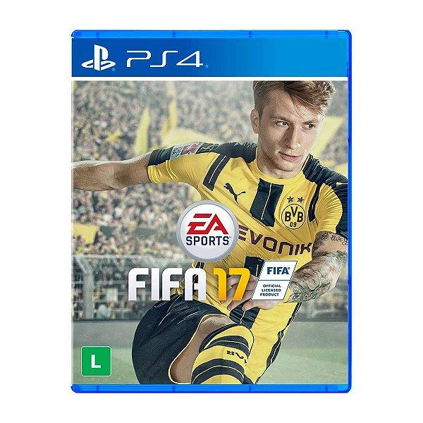 Jogo FIFA 17 - PS4 (Seminovo)