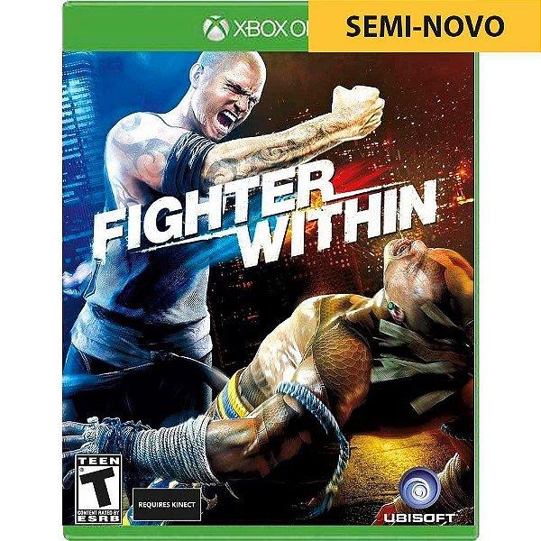 Jogo Fighter Within - Xbox One (Seminovo)