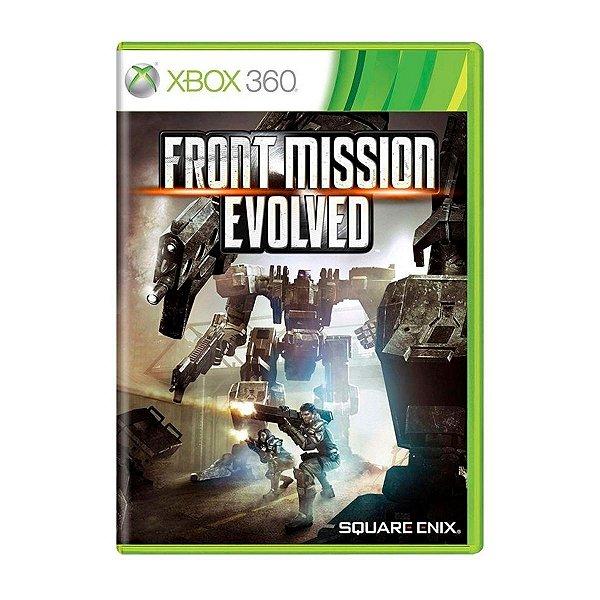 Jogo Front Mission Evolved - Xbox 360 Seminovo