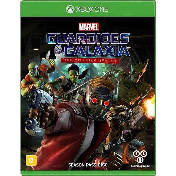 Jogo Guardiões da Galaxia - Xbox One