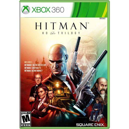 Jogo Hitman HD Trilogy - Xbox 360 (Seminovo)