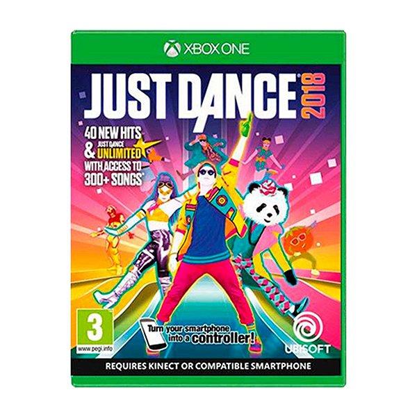 Jogo Just Dance 2018 - Xbox One Seminovo
