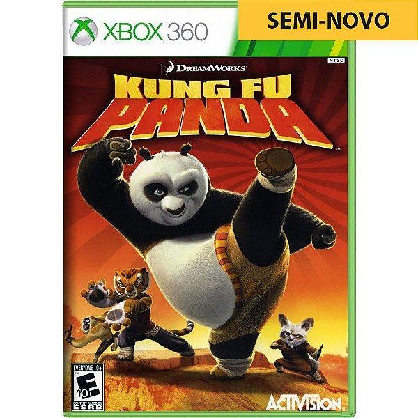 Jogo Kung Fu Panda The Game - Xbox 360 Seminovo