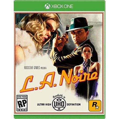 Jogo LA Noire - Xbox One