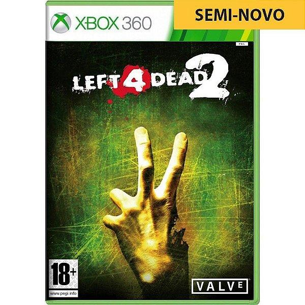 Jogo Left 4 Dead 2 - Xbox 360 (Seminovo)