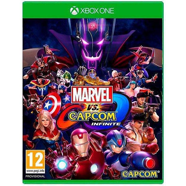 Jogo Marvel vs Capcom Infinite -  Xbox One