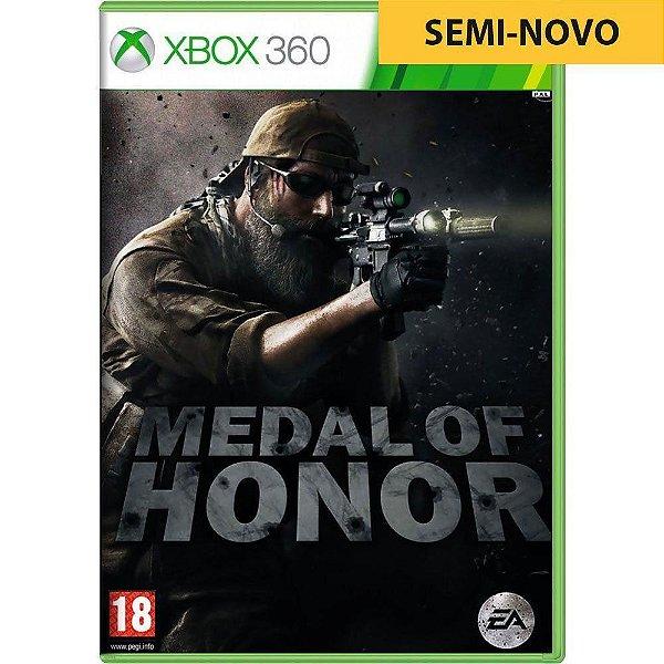 Jogo Medal of Honor - Xbox 360 (Seminovo)