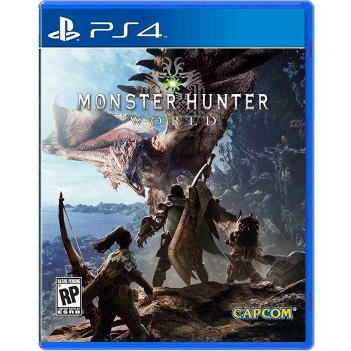 Jogo Monster Hunter World - PS4