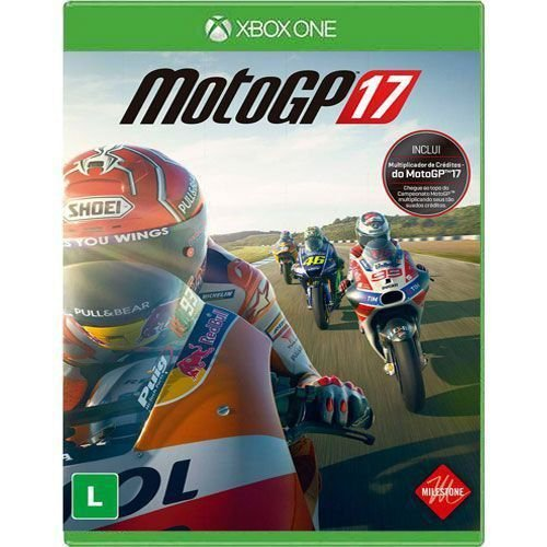 Jogo Moto GP 17 - Xbox One