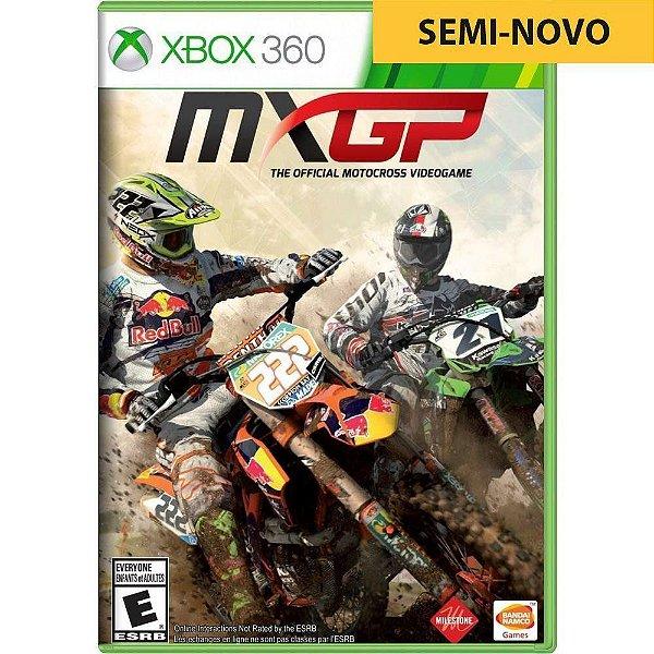 Jogo MXGP Motocross - Xbox 360 (Seminovo)