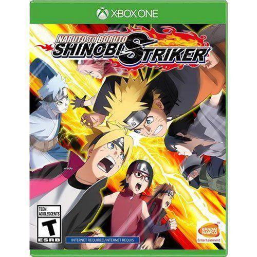 Jogo Naruto to Boruto Shinobi Striker - Xbox One