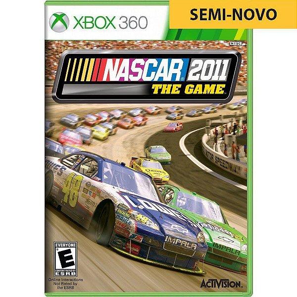 Jogo Nascar 11 - Xbox 360 (Seminovo)