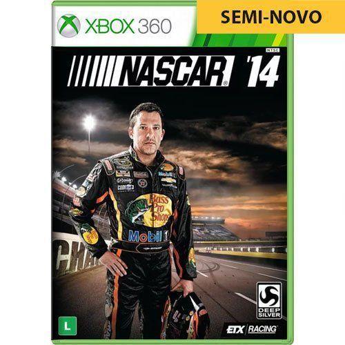Jogo Nascar 14 - Xbox 360 Seminovo