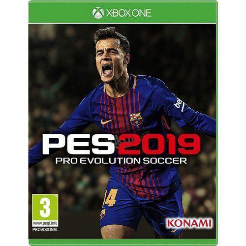 Jogo PES 2019 - Xbox One