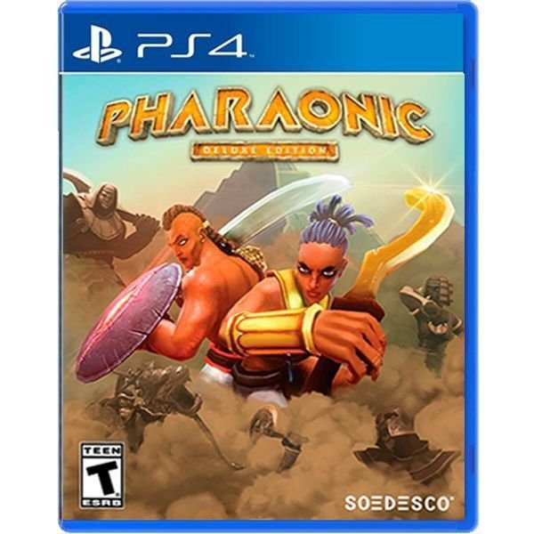 Jogo Pharaonic - PS4