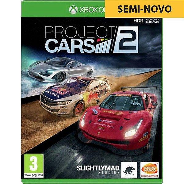 Jogo Project Cars 2 - Xbox One Seminovo