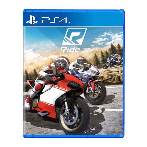 Jogo Ride - PS4 Seminovo