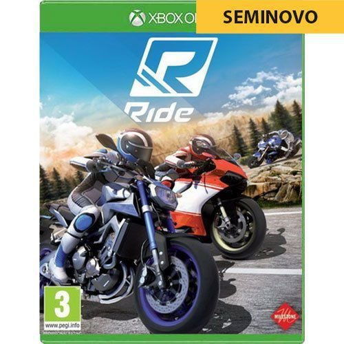 Jogo Ride - Xbox One Seminovo