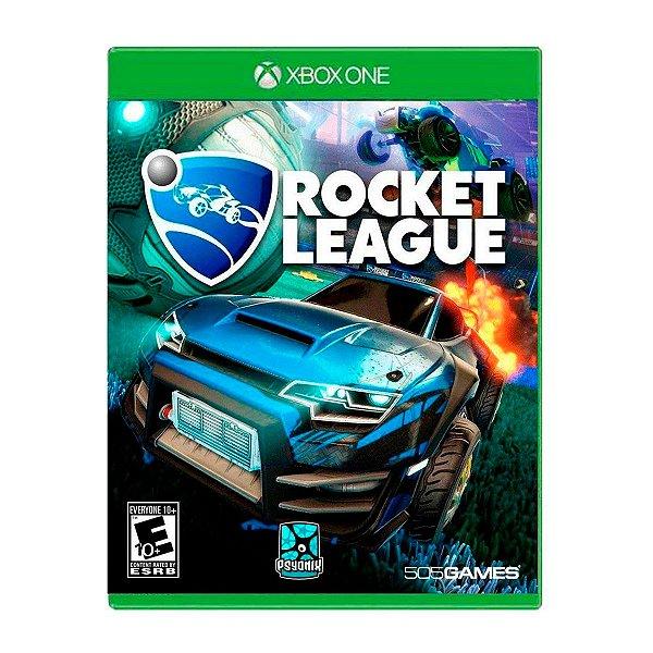 Jogo Rocket League - Xbox One Seminovo