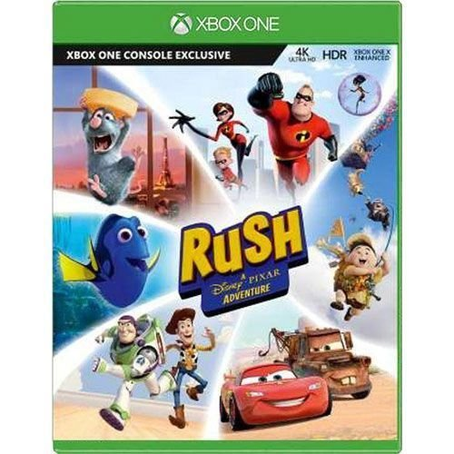 Jogo Rush A Disney Pixar Adventure - Xbox One