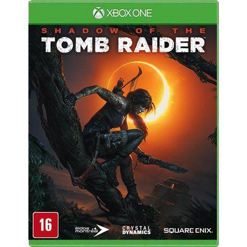 Jogo Shadow of The Tomb Raider - Xbox One