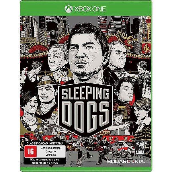Jogo Sleeping Dogs - Xbox One