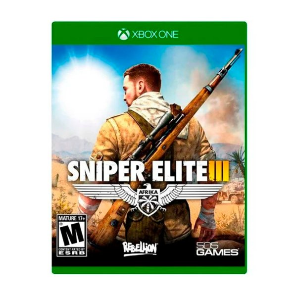 Jogo Sniper Elite III - Xbox One Seminovo