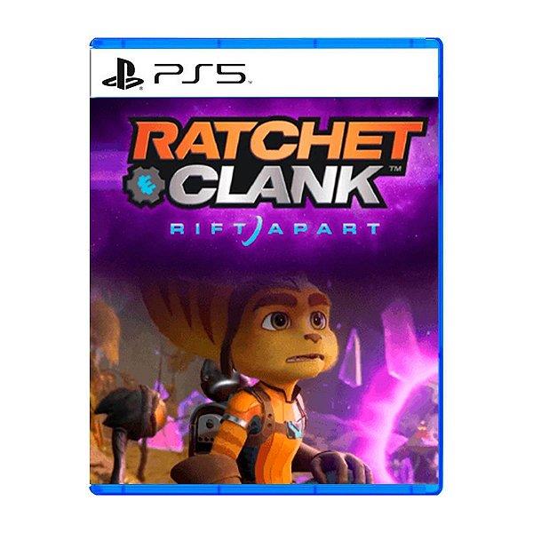 Jogo Ratchet & Clank Rift Apart - PS5