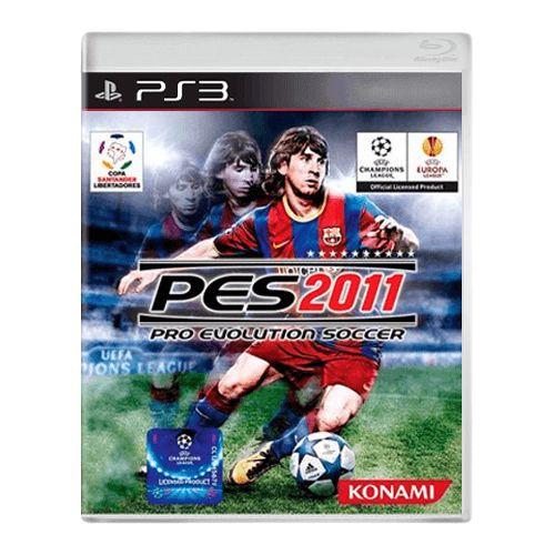 Jogo PES 2011 - PS3 (Seminovo)