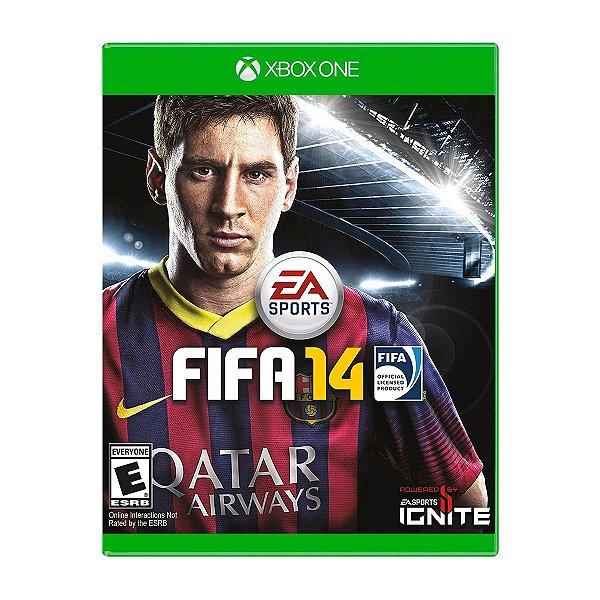 Jogo FIFA 14 - Xbox One Seminovo