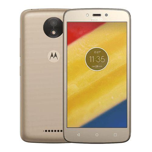 Smartphone Motorola Moto C Plus 16GB 1GB Dourado (Seminovo)
