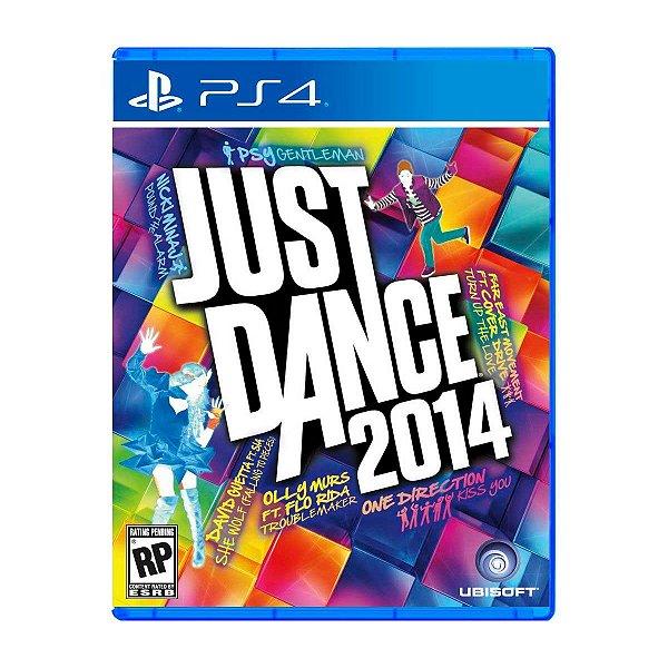 Jogo Just Dance 2014 - PS4 Seminovo