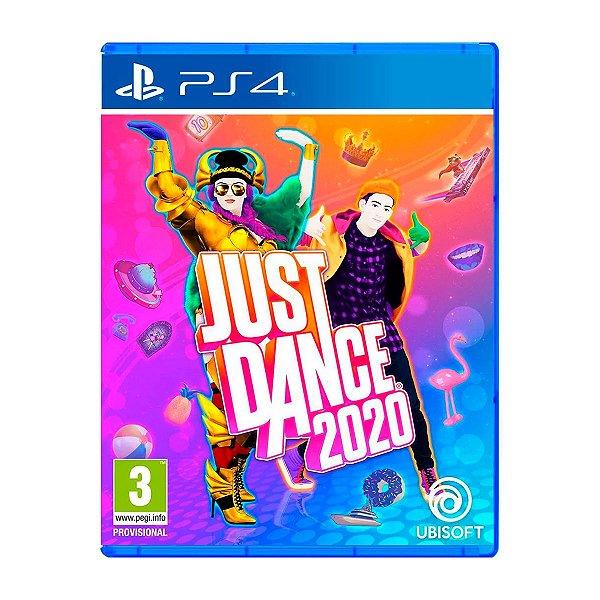 Jogo Just Dance 2020 - PS4 Seminovo