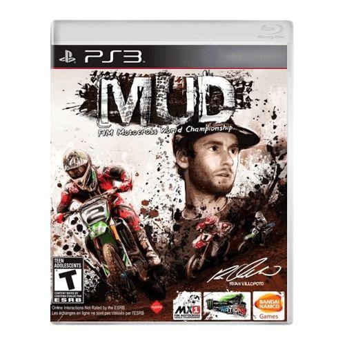 Jogo MUD - FIM Motocross World Championship - PS3 Seminovo