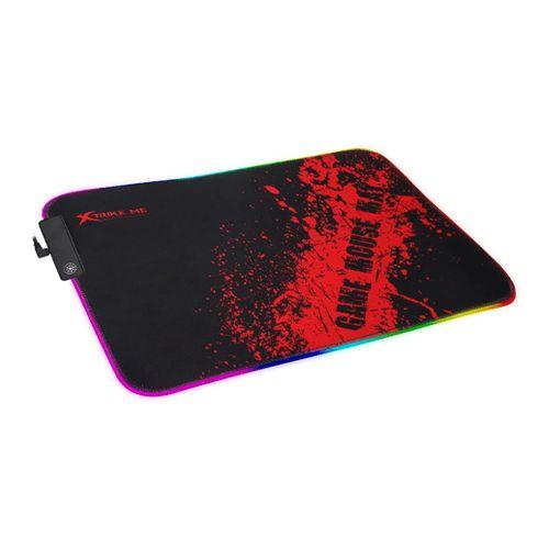 Mousepad Xtrike Me Solid MP602 RGB USB
