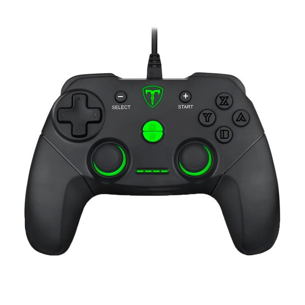 Controle USB T-TGP500 T-Dagger Solid Aries - PC/ PS3/ Switch