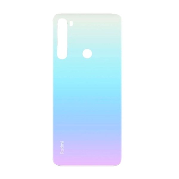 Pç Xiaomi Tampa Traseira Redmi Note 8T Branco Vidro