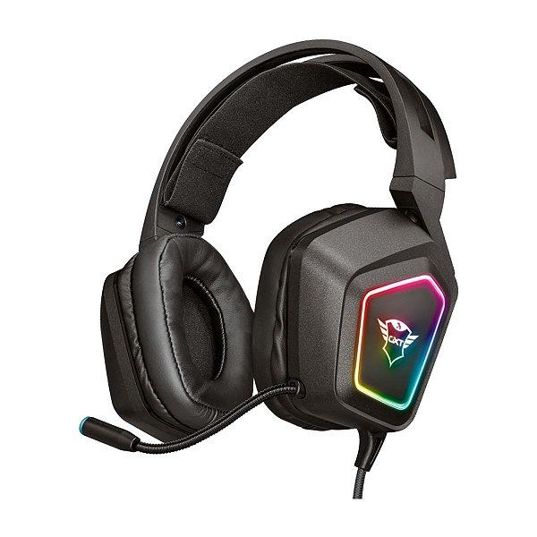 Headset Trust GXT 450 7.1 Blizz Illuminated - PC